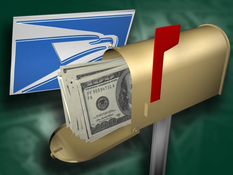 Mail Debt